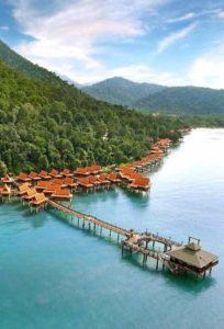 جزيرة لنكاوي السياحية في ماليزيا 8