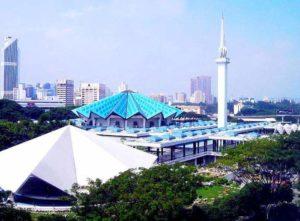 أجمل مساجد ماليزيا 17