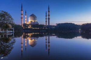 أجمل مساجد ماليزيا 19