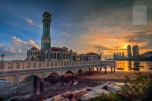 أجمل مساجد ماليزيا 20