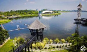 مدينة بوتراجايا - الاماكن السياحيه في ماليزيا 46