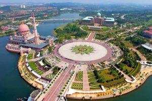 مدينة بوتراجايا - الاماكن السياحيه في ماليزيا 42